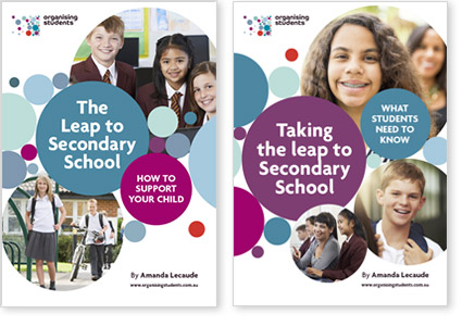 ebooks - taking the leap secondary school