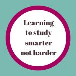 quote learning to study smarter not harder